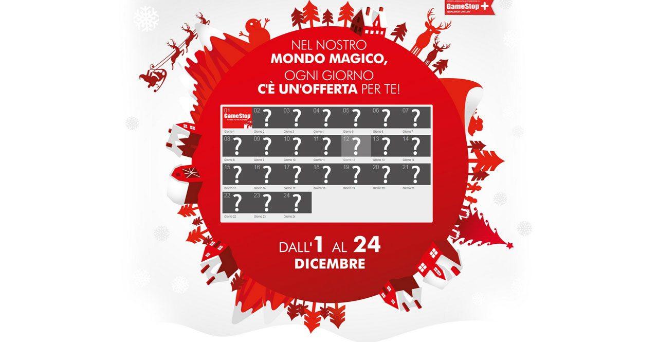 Calendario Dellavvento Gamestop.Tutte Le Offerte Del Calendario Dell Avvento Gamestop 2014