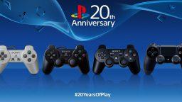 PlayStation:  tra ricordi e festeggiamenti per i 20 anni…