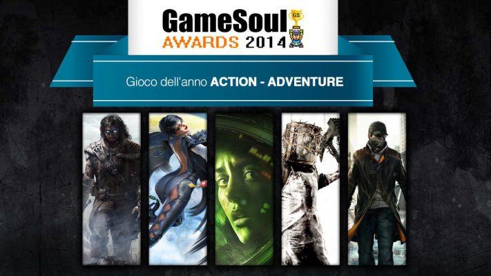Gioco dell'anno Action/Adventure – GameSoul Awards 2014