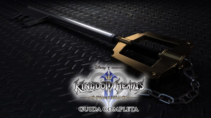 Kingdom Hearts II Final Mix – Guida Completa II