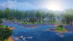 Sims 4 Gita Aria Aperta 2