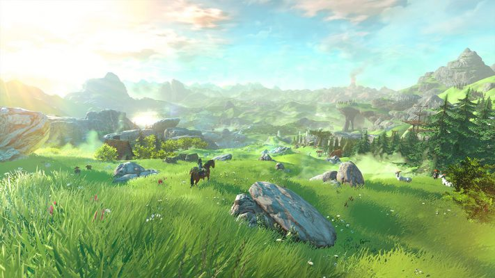 Zelda Wii U spingerà al limite la console