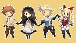 Due nuovi filmati per Bravely Second