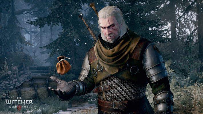 The Witcher, nuovo record di giocatori a 4 anni dall'uscita