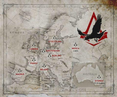 Giocare in anteprima ad Assassin's Creed Syndicate, si può!