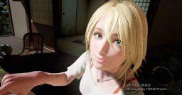 Summer Lesson: Bandai sperimenta con la VR