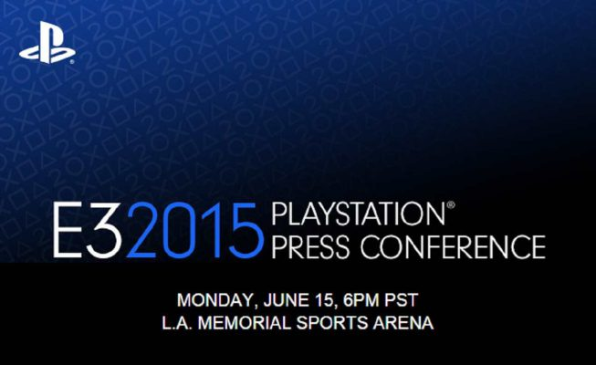 E3 2015: Conferenza Sony – Seguila qui in diretta streaming