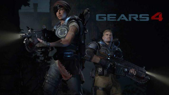 Gears of War 4 avrà una beta multiplayer nel 2016