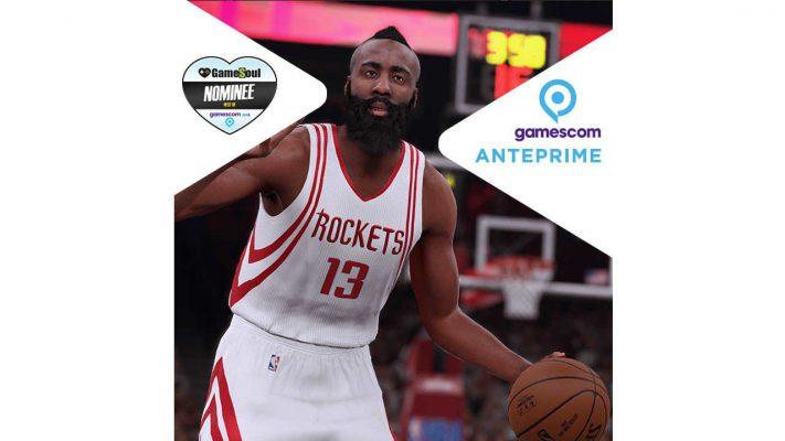 NBA 2K16 – Anteprima gamescom 2015