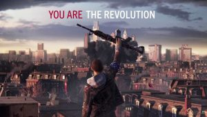 "Homefront: The Revolution – trailer ""Thank You"""
