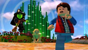 Lego Dimensions: trailer Adventure Worlds