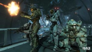 Nuovi video gameplay per Halo 5: Guardians