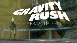 Gravity Rush Remastered si mostra in nuove immagini