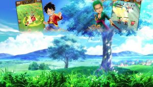 One Piece: Thousand Storm annunciato per iOS e Android