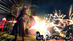 Persona 5, un video gameplay inedito