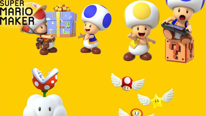 Un milione di unità vendute per Super Mario Maker