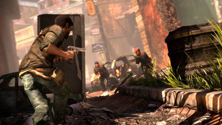 La demo di Uncharted: The Nathan Drake Collection è ora disponibile