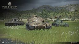 World of Tanks arriverà anche su Playstation 4