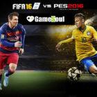 FIFA 16 vs PES 2016 : Il Confronto