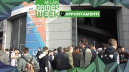 Tutto GamesWeek 2015: date, orari ed appuntamenti