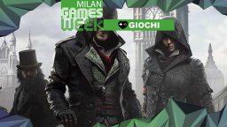 Tutto GamesWeek 2015: i giochi che ci saranno