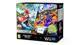 Bundle Wii U con Mario Kart 8 e Splatoon in arrivo