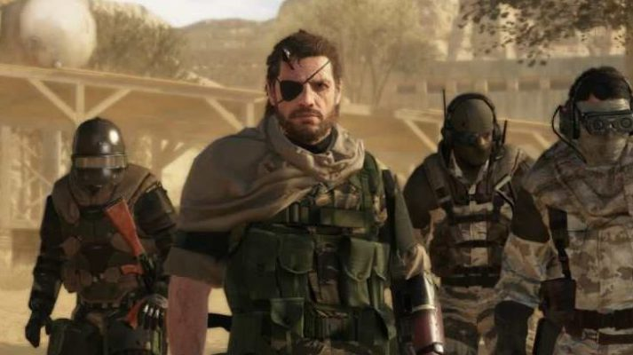 Metal Gear Solid V: disponibile la patch per PlayStation 4 Pro