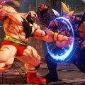 Zangief si unisce al roster di Street Fighter V