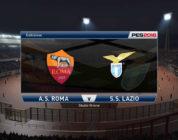 71° Minuto | Il derby della capitale! | Roma – Lazio (Serie A) | PES 2016