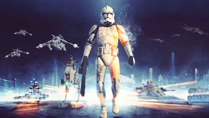 Battlefront in cima alle classifiche UK