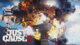 Just Cause 3, la potenza dell'Avalanche Engine in video