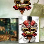 Ryu è pronto nella steelbook day one di Street Fighter V