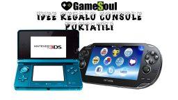 Idee Regalo 3DS e PSVita: Console, giochi, accessori