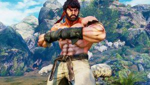 Un DLC gratis di espansione per la storia di Street Fighter V