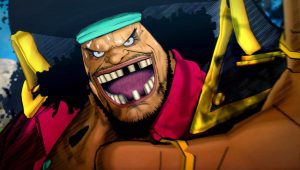One Piece: Burning Blood, Barbanera si mostra in video