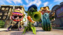 Plants vs Zombies: Garden Warfare 2, trailer Plant Variant