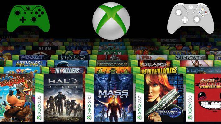 Xbox One, lista completa dei titoli Xbox 360 retrocompatibili