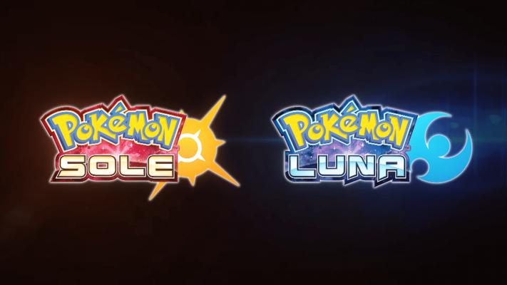 Annunciati ufficialmente Pokémon Sole e Luna!