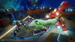 Disney Infinity 3.0: Marvel Battlegrounds – Recensione
