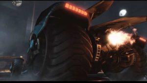 Rocket League, direttamente da Gotham arriva la Batmobile