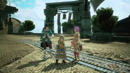 Star Ocean: Integrity and Faithlessness – Video comparativo Ps4 – Ps3