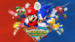 Mario e Sonic ai Giochi Olimpici di Rio 2016 header