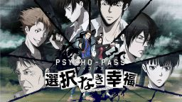 Psycho Pass: Mandatory Happiness arriverà in Europa