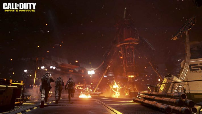 Nuovi interessanti dettagli per Call of Duty: Infinite Warfare