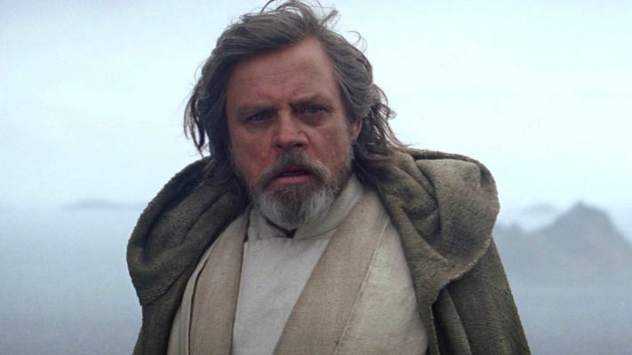Luke Skywalker Episodio VIII