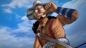 La demo di One Piece: Burning Blood è disponibile
