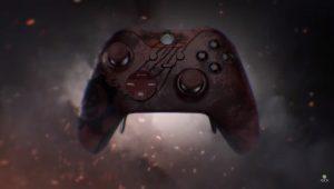 Microsoft presenta il Controller Elite a tema Gears of War 4