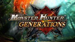 Ecco il trailer E3 di Monster Hunter Generations