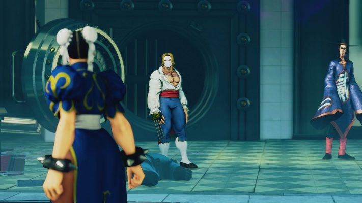 La modalità storia di Street Fighter V è ora disponibile
