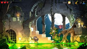 Wonder Boy: The Dragon's Trap annunciato per console e PC
